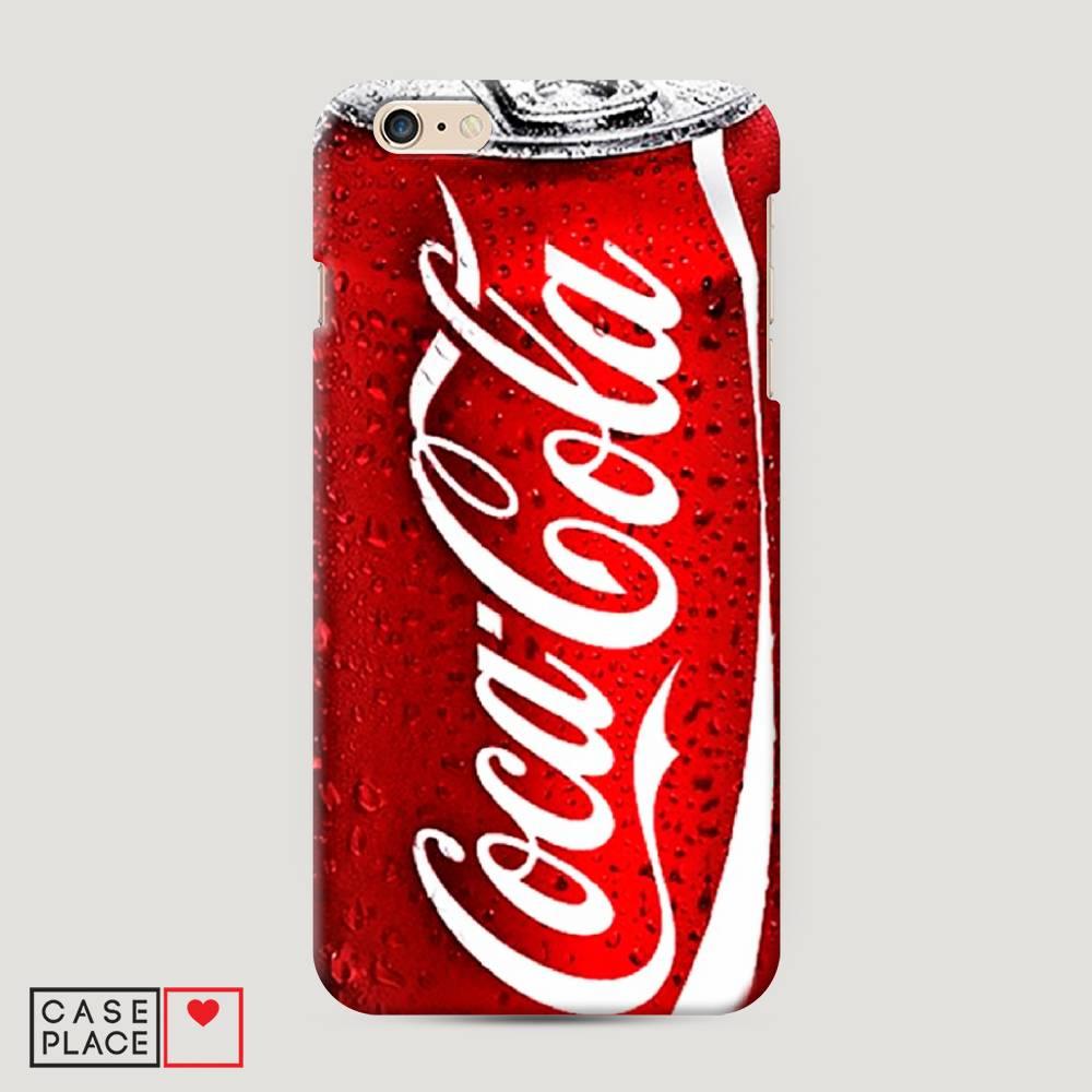 Пластиковый чехол Кока Кола на iPhone 6 Plus/6S Plus