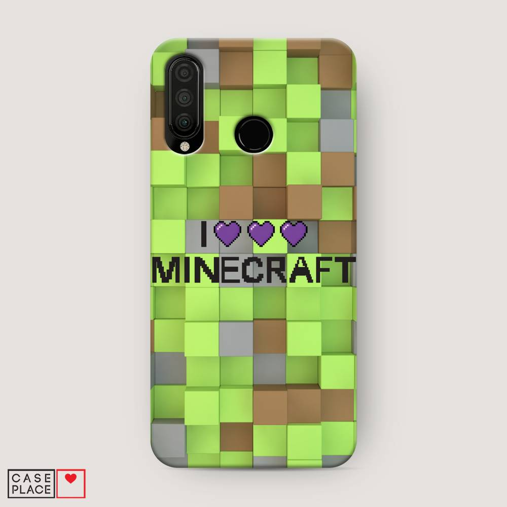 Чехол для телефона Honor 20S Minecraft