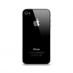Силиконовый чехол без принта на iPhone 4/4S