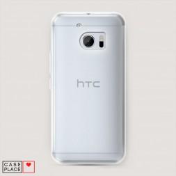 Силиконовый чехол без принта на HTC One M10 (HTC 10)