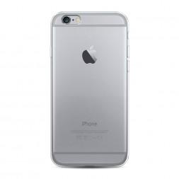 Силиконовый чехол без принта на iPhone 6