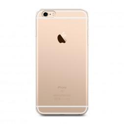 Силиконовый чехол без принта на iPhone 6/6S Plus