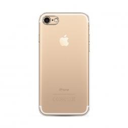Силиконовый чехол без принта на iPhone 8