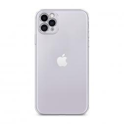 Силиконовый чехол без принта на iPhone 11 Pro