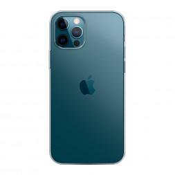 Силиконовый чехол без принта на iPhone 12 Pro