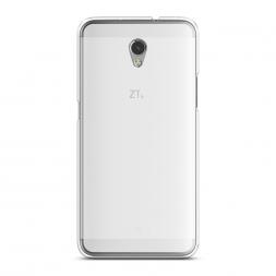 Силиконовый чехол без принта на ZTE Blade V7