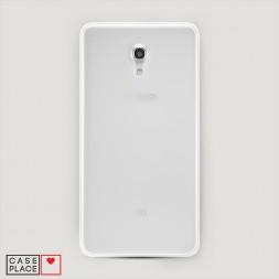 Силиконовый чехол без принта на Alcatel Pixi 4 (5) 5045D