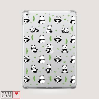 Чехол для iPad Pro 10.5 (2017) Маленькие панды