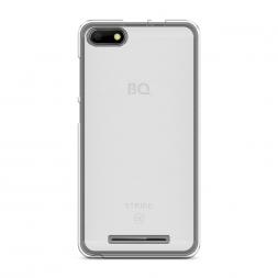Силиконовый чехол без принта на BQ BQS-5020