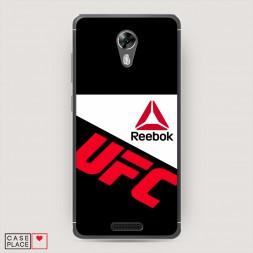 Силиконовый чехол UFC and Reebok на BQ 5201 Space