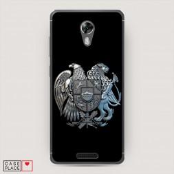 Силиконовый чехол Герб Армении на BQ 5201 Space