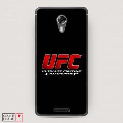 Cиликоновый чехол UFC на BQ 5201 Space