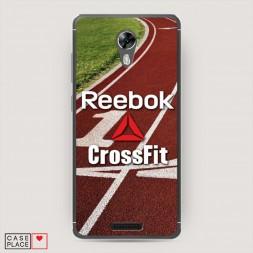 Cиликоновый чехол Reebok crossfit на BQ 5201 Space