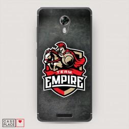 Cиликоновый чехол Team empire dota2 металл на BQ 5201 Space