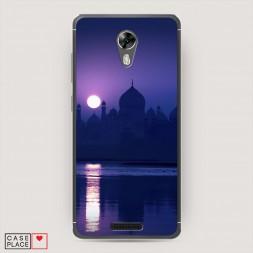Cиликоновый чехол Taj Mahal 2 на BQ 5201 Space