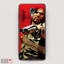 Cиликоновый чехол Red Dead Redemption 3 на BQ 5201 Space