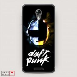 Cиликоновый чехол Daft Punk 1 на BQ 5201 Space