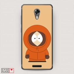 Cиликоновый чехол South Park 3 на BQ 5201 Space