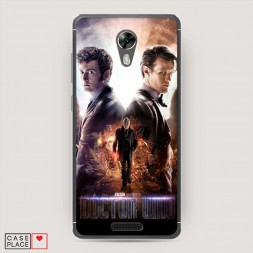 Cиликоновый чехол Doctor Who 1 на BQ 5201 Space