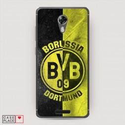 Cиликоновый чехол Borussia dortmund 1 на BQ 5201 Space
