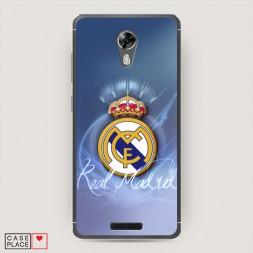 Cиликоновый чехол Real Madrid 1 на BQ 5201 Space