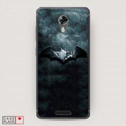 Cиликоновый чехол Бэтман новый на BQ 5201 Space