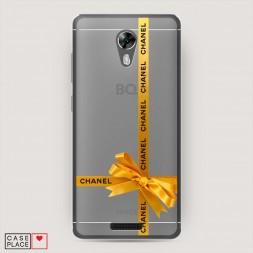 Силиконовый чехол Подарок от Шанель на BQ 5201 Space