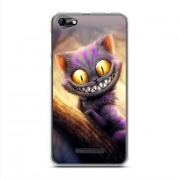 Силиконовый чехол Cheshire Cat на BQ 5058 Strike Power Easy