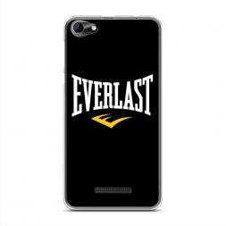 Силиконовый чехол Everlast logo на BQ 5058 Strike Power Easy