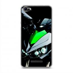 Силиконовый чехол Kawasaki Z1000 на BQ 5058 Strike Power Easy