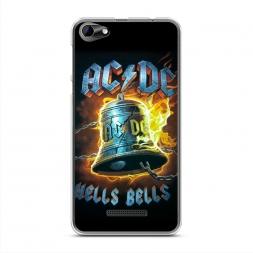 Силиконовый чехол Альбом Hells Bells на BQ 5058 Strike Power Easy