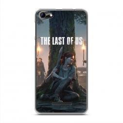 Силиконовый чехол The Last of Us на BQ 5058 Strike Power Easy