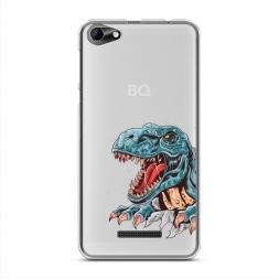 Силиконовый чехол Динозавр T Rex на BQ 5058 Strike Power Easy