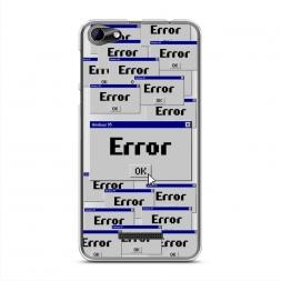 Силиконовый чехол Error! на BQ 5058 Strike Power Easy