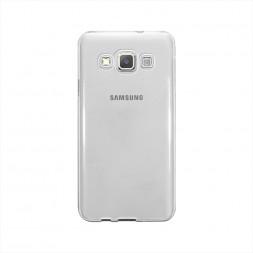 Силиконовый чехол без принта на Samsung Galaxy A3