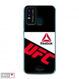 Силиконовый чехол UFC and Reebok на BQ 6630L Magic L