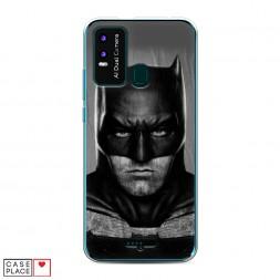 Силиконовый чехол Сердитый бэтмен на BQ 6630L Magic L