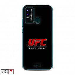 Силиконовый чехол UFC на BQ 6630L Magic L