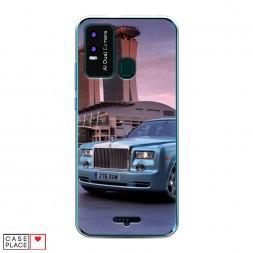 Силиконовый чехол Rolls Royce 2 на BQ 6630L Magic L