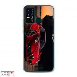 Силиконовый чехол Alfa Romeo 5 на BQ 6630L Magic L