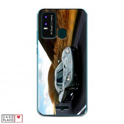 Силиконовый чехол Koenigsegg 5 на BQ 6630L Magic L