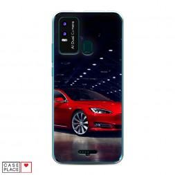 Силиконовый чехол Tesla 4 на BQ 6630L Magic L