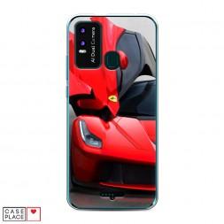 Силиконовый чехол Ferrari 17 на BQ 6630L Magic L