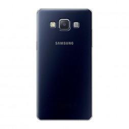 Силиконовый чехол без принта на Samsung Galaxy A5