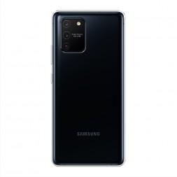 Силиконовый чехол без принта на Samsung Galaxy S10 lite