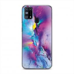 Силиконовый чехол Абстракция 29 на Samsung Galaxy M31