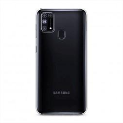 Силиконовый чехол без принта на Samsung Galaxy M31