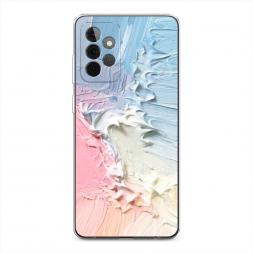 Силиконовый чехол Фруктовое мороженное на Samsung Galaxy A72
