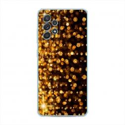 Силиконовый чехол Абстракция 2 рисунок на Samsung Galaxy A52