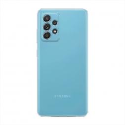 Силиконовый чехол без принта на Samsung Galaxy A52
